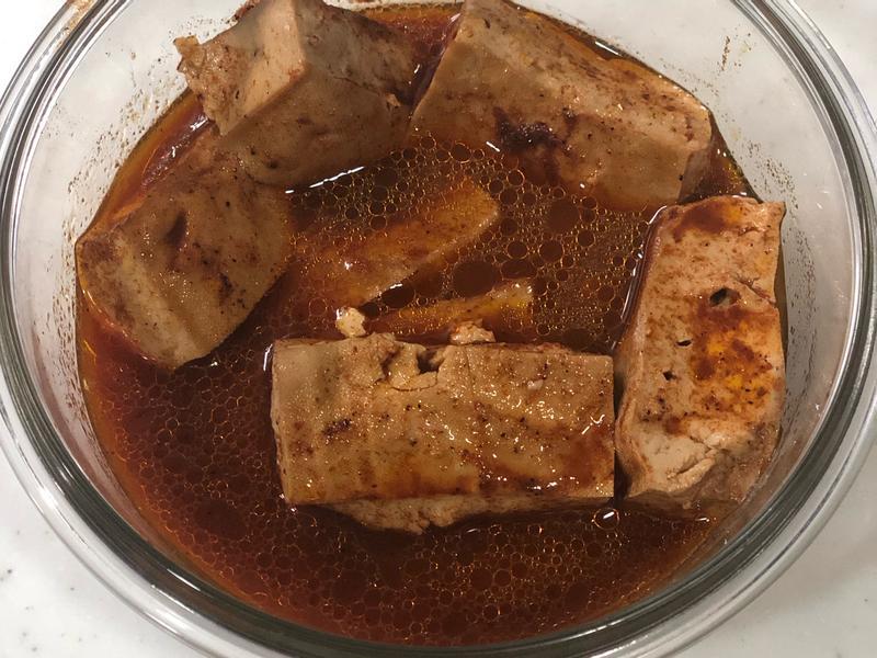 生酮版電子鍋滷豆乾