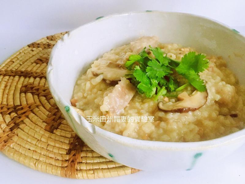 輕鬆煮-芋頭鹹粥