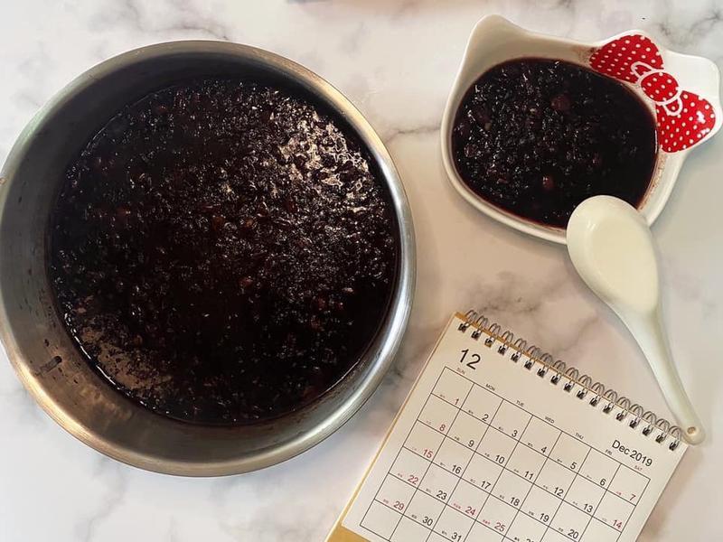 ☀️紅豆紫米粥☀️飛利浦萬用鍋