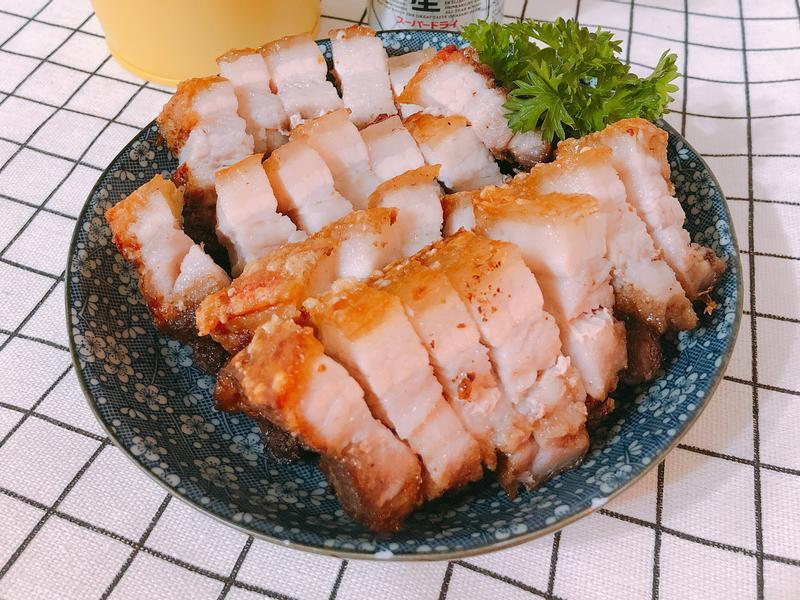年菜料理-脆皮燒肉
