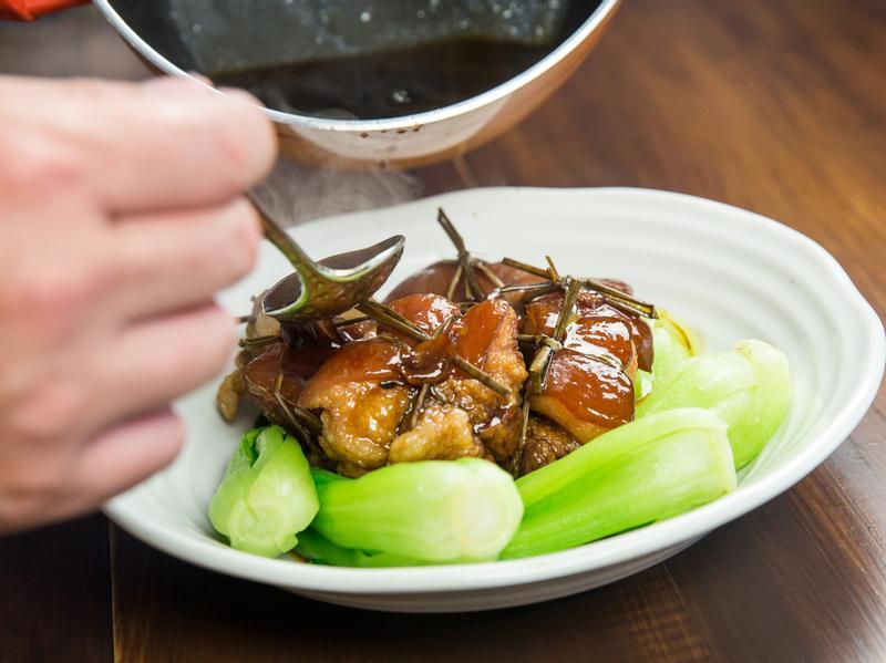年菜料理-桂園東坡肉