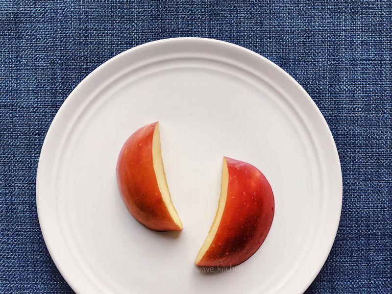 3分鐘年菜!蘋果筊杯