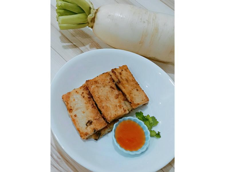 年節必備:菜頭粿(蘿蔔糕)