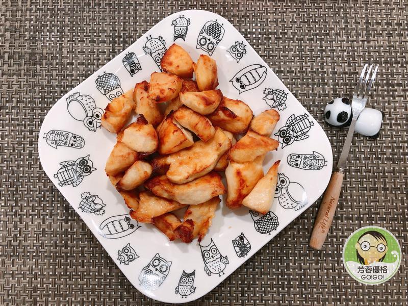 香烤美味雞胸肉~氣炸鍋料理