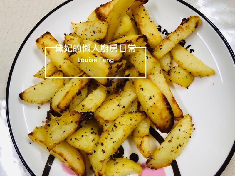53.自製馬鈴薯條
