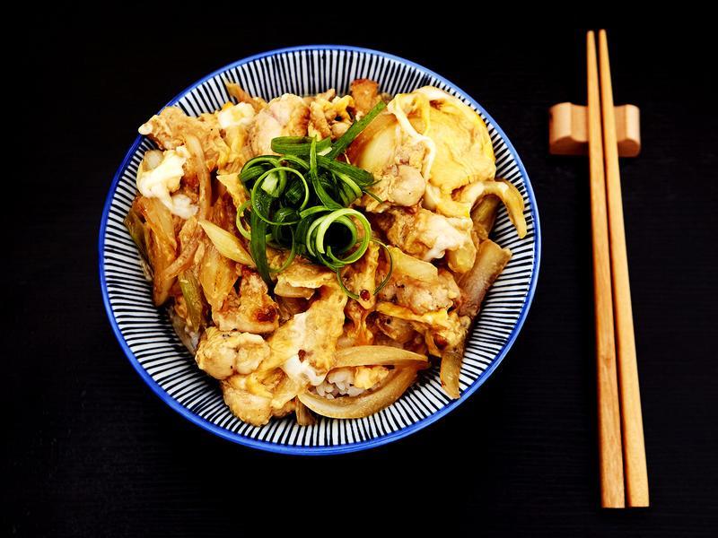 食煮#16 日式親子丼