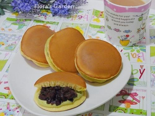 【五月花妙用廚紙】抹茶紅豆銅鑼燒