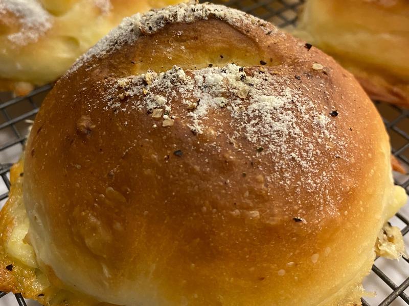 黃金起士麵包