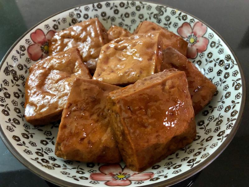 飛利浦萬用鍋-滷豆乾