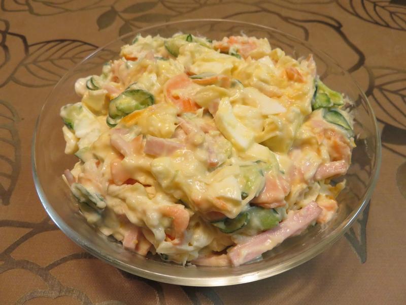 日式馬鈴薯沙拉(ポテトサラダ)