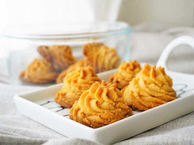 奶油曲奇(法國綠色山丘發酵奶油製作)