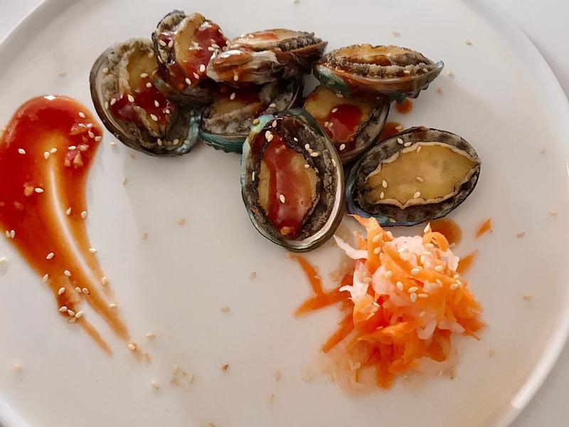 全聯食譜之爸爸回家做晚飯-台式五味鮑魚