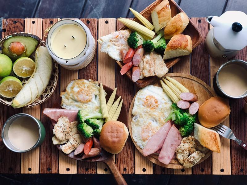 義式早午餐拼盤