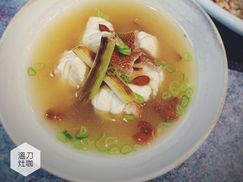 養生石斑魚湯