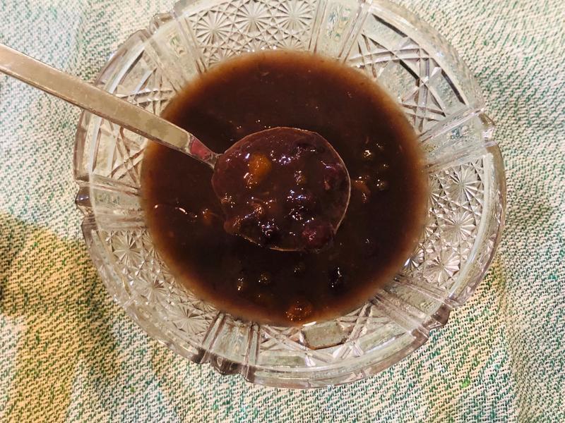 濃郁紅豆湯(手殘不怕)