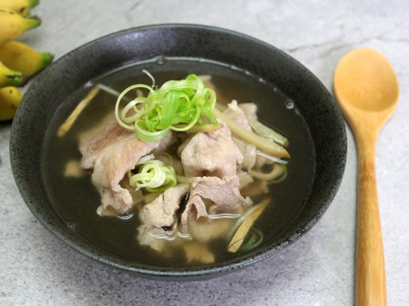 元氣肉片湯(滴雞精)