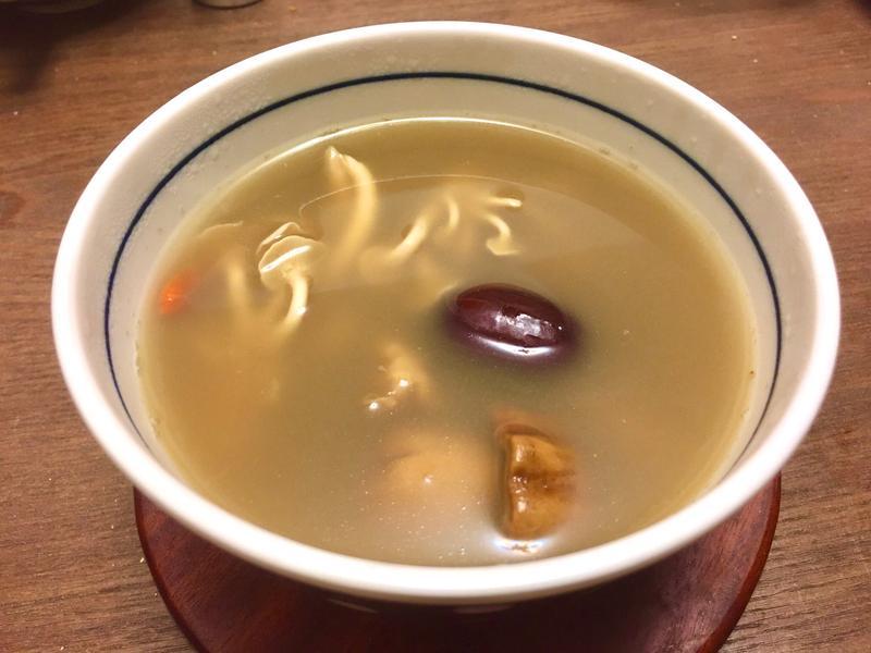 [素食料理]百菇素雞湯