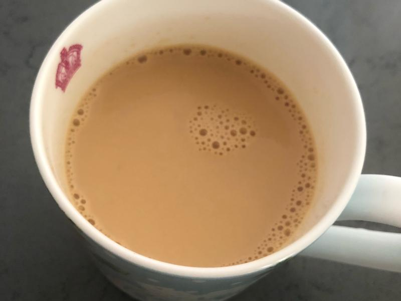 焦糖奶茶(超級濃滑簡單版)