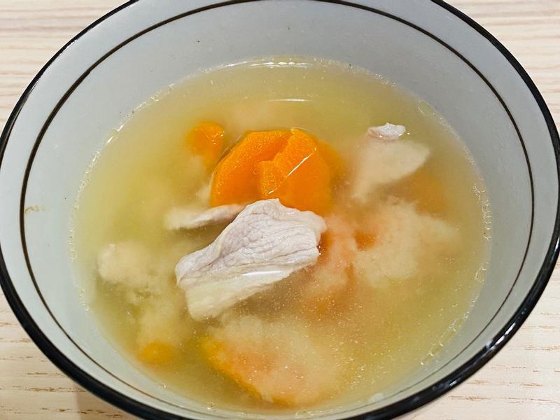 豬肉味增湯(豚汁)