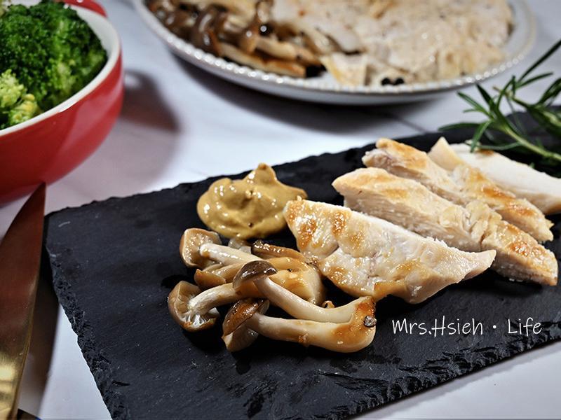 香煎雞胸肉