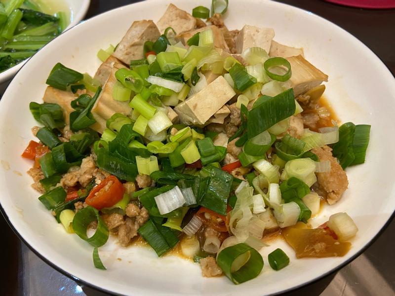 水豆腐絞肉