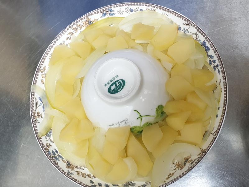 洋蔥蘋果水