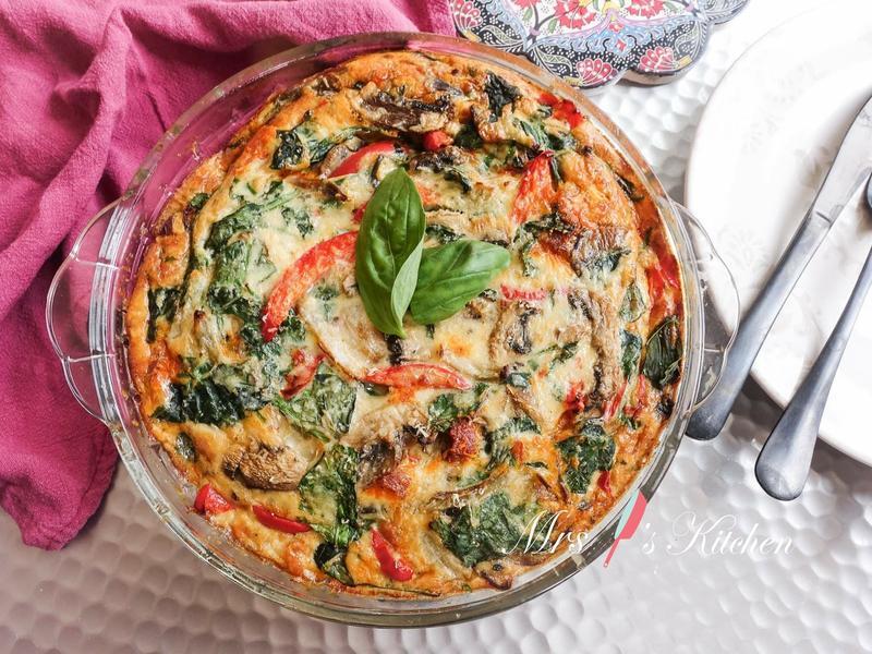義大利蛋餅 Frittata