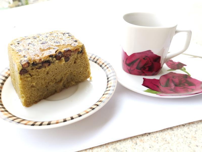 紅豆抹茶蛋糕