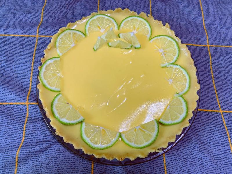 法式檸檬塔