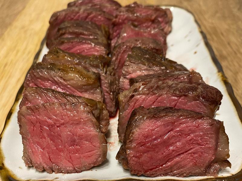 簡單美味的煎烤牛排