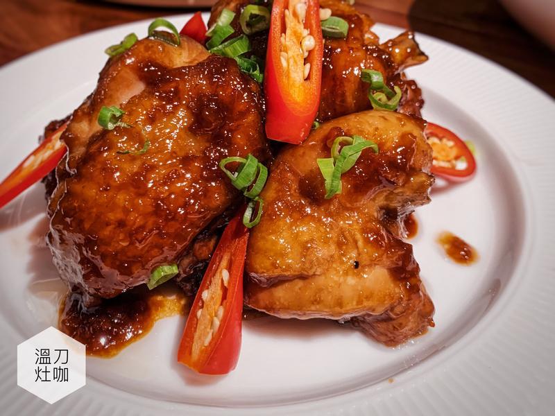 甜酒釀滷雞腿