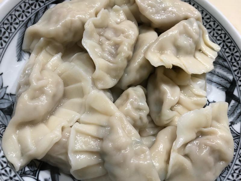 高麗菜水餃🥟內餡