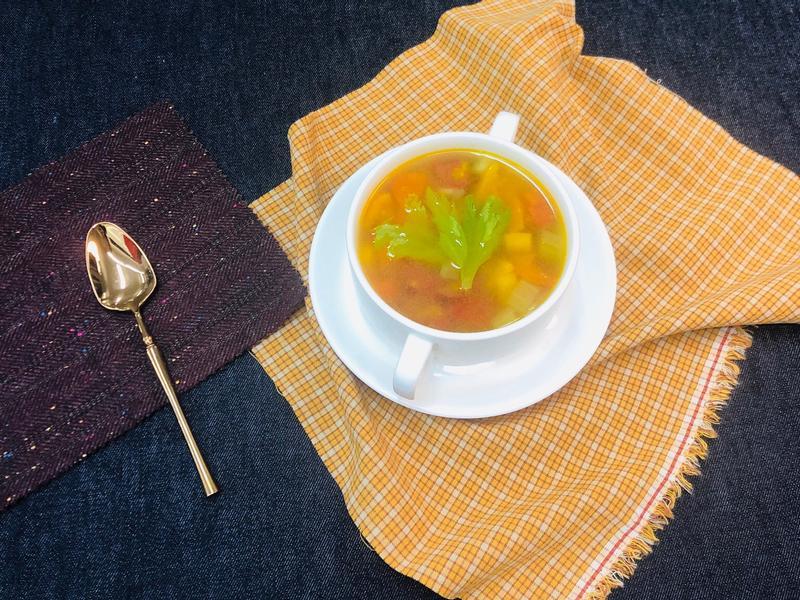 義式蔬菜湯 (營養健康)