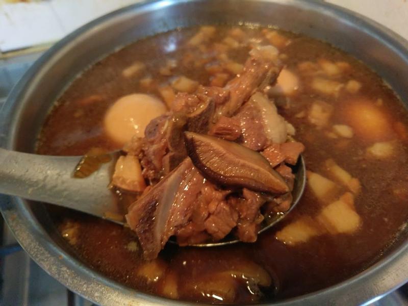 香菇滷肉醬汁