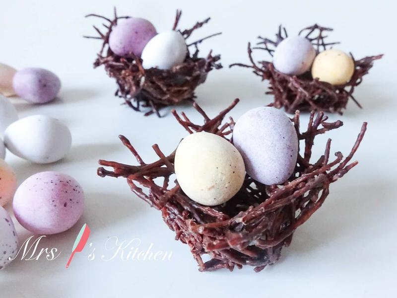 【影片】復活節巧克力雀巢