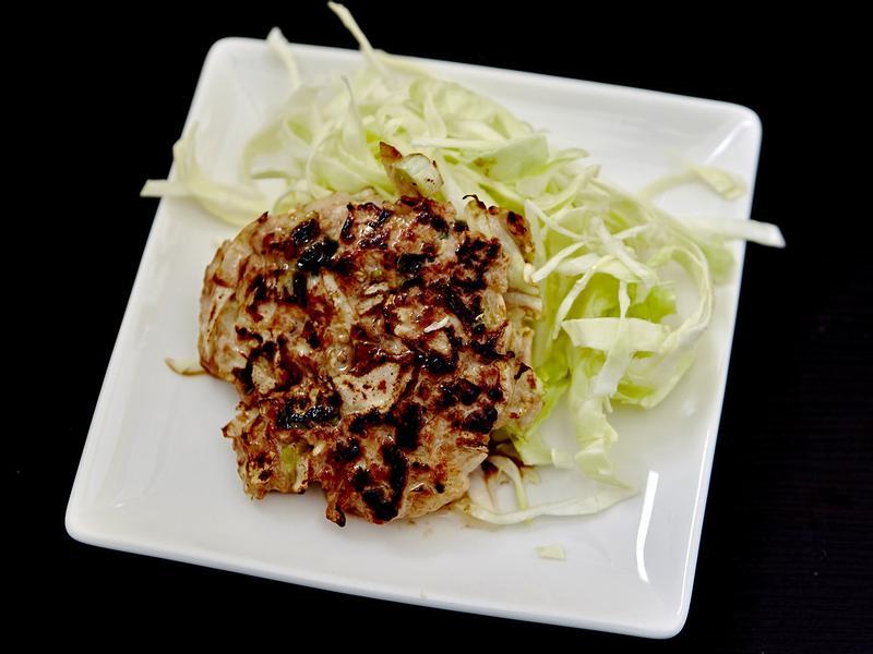 減肥#1 蔬菜雞肉餅