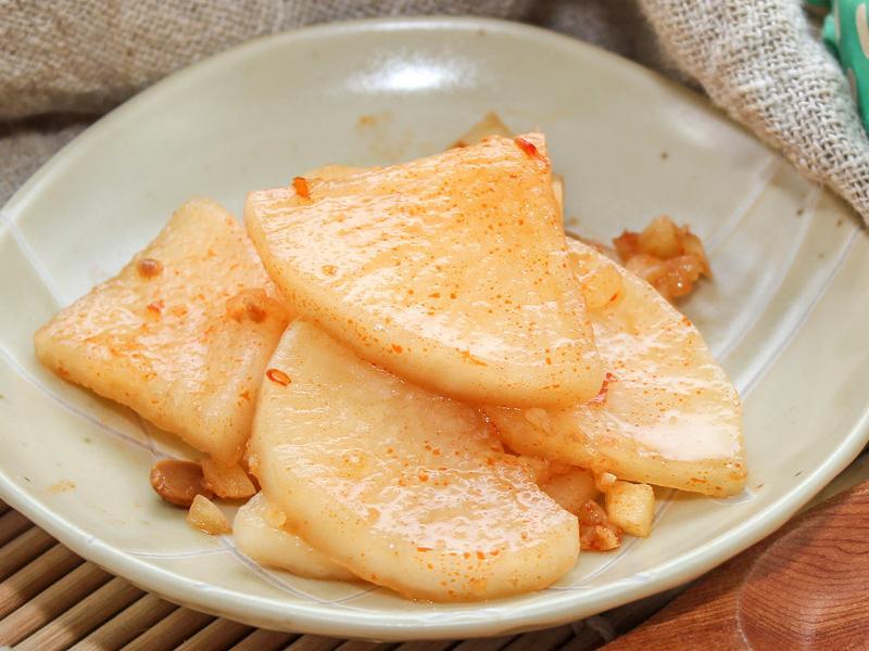【厚生廚房】豆瓣醃蘿蔔片