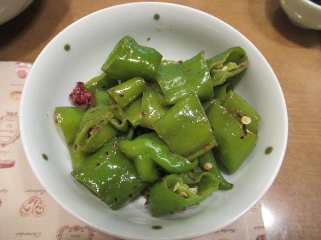 日式柴魚風味糯米椒