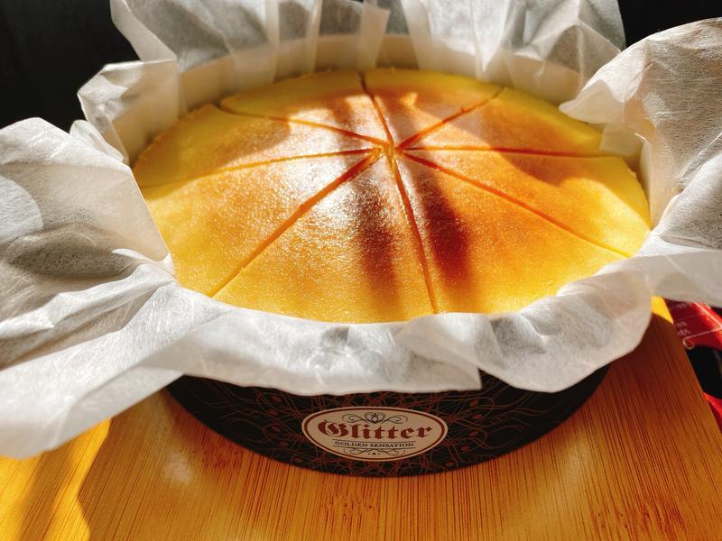 紐約乳酪蛋糕(水浴烤培)
