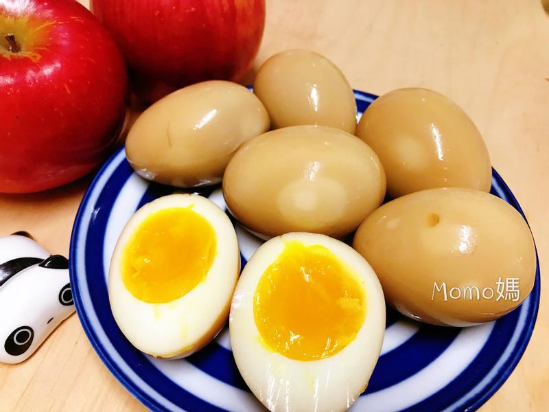 香滑軟嫩的糖心蛋