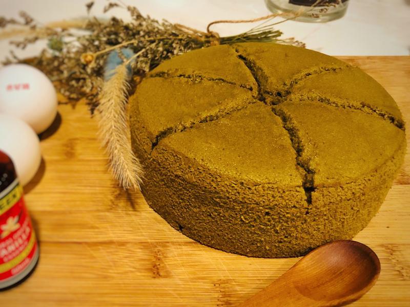 抹茶海綿蛋糕