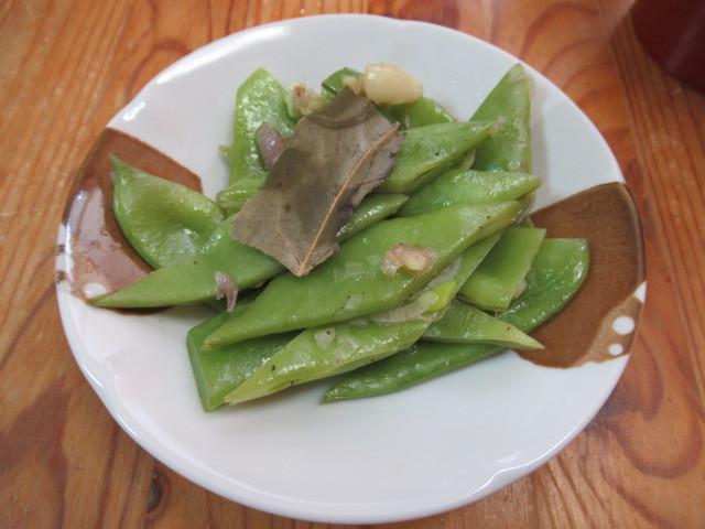 月桂香扁豆