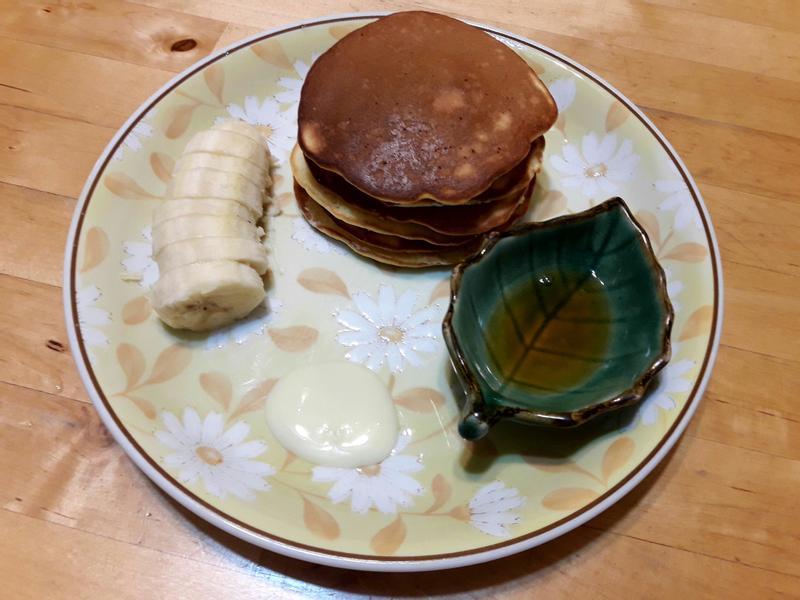 【早餐系列】鬆餅