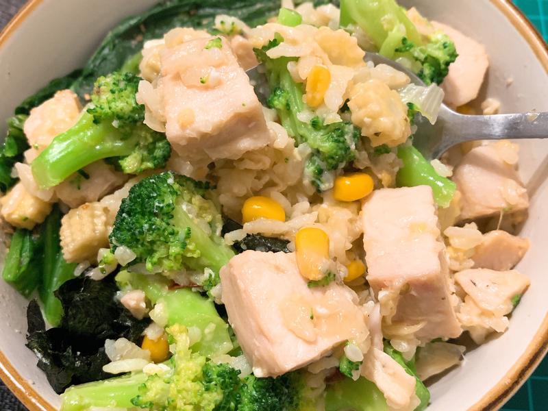 米花肉燉飯