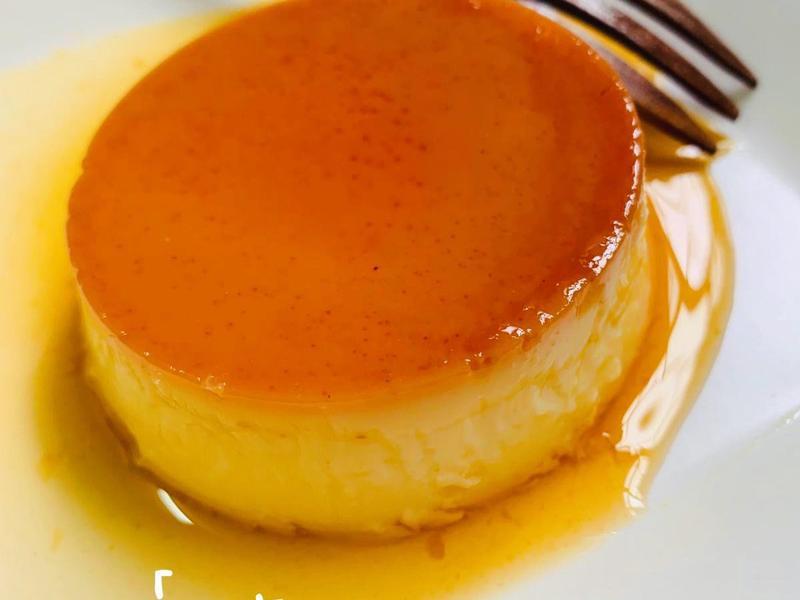 濃厚日式焦糖雞蛋布丁(氣炸鍋可)