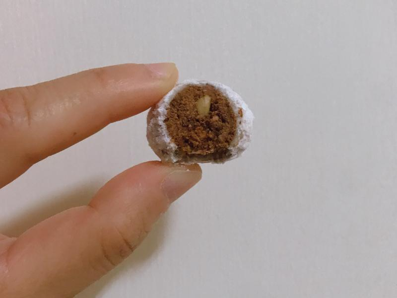 雙色雪球餅乾(乳酪/可可乳酪)