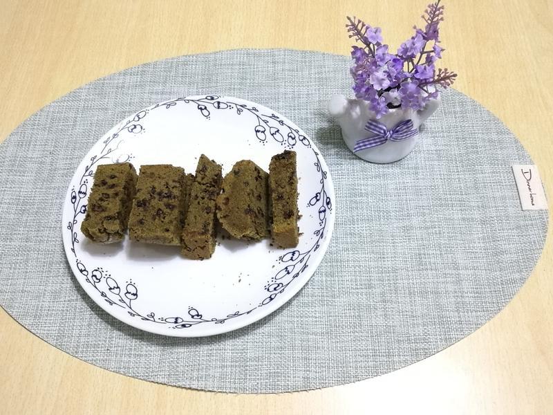 抹茶朱古力蛋糕 (麵包機食譜)