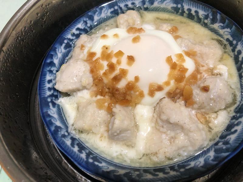 減醣食譜-蒜蓉蒸雞胸