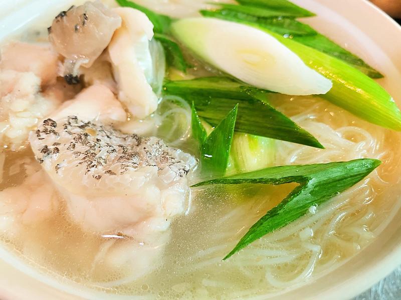 鮢𩼣魚米粉