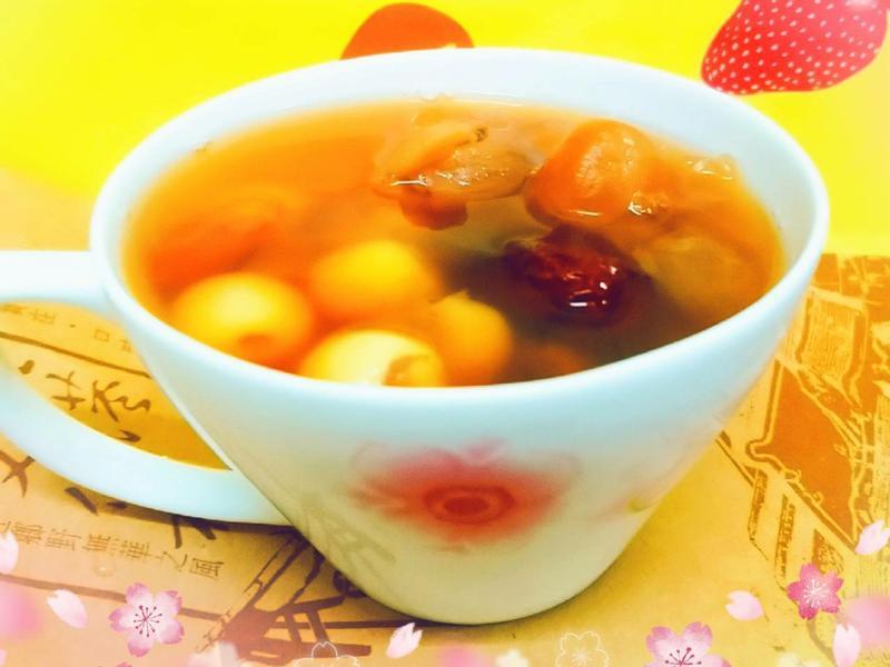 桂圓蓮子湯🍯 (加油湯)